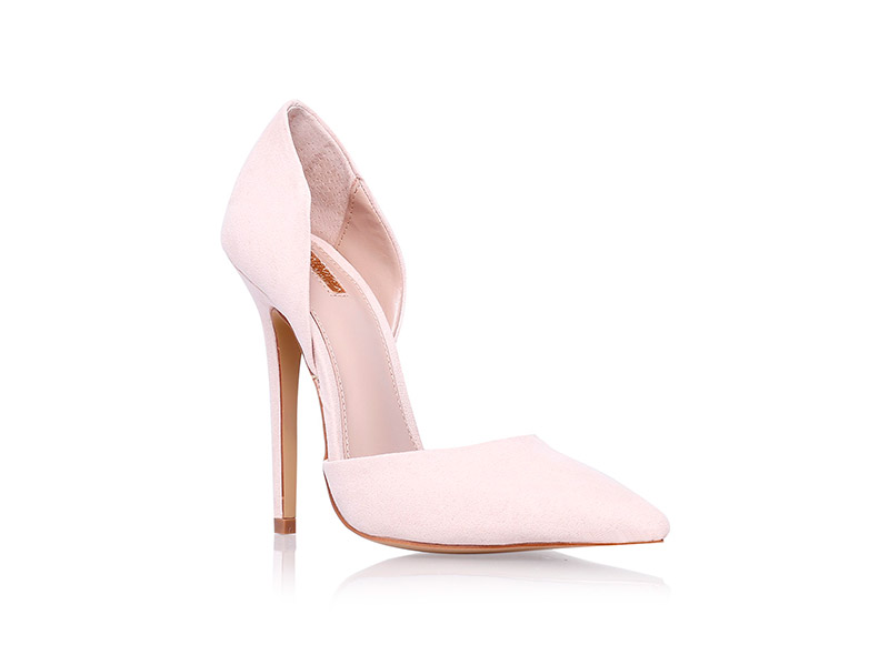Choosing the right wedding shoes for the big day…