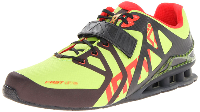 Vs Athletics Weightlifting Shoes Heel Height